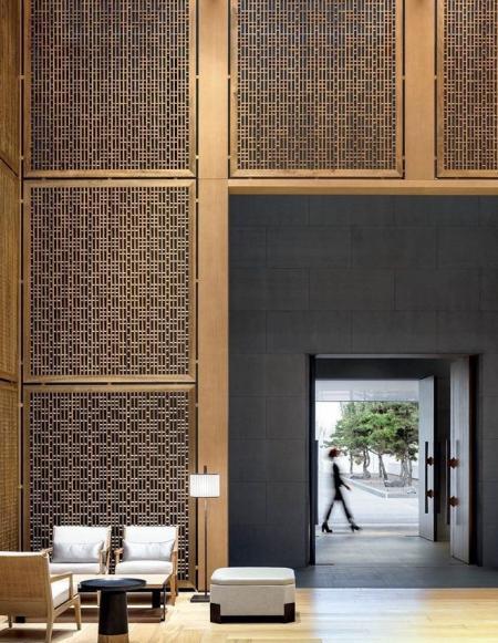 流行中式酒店设计和装修