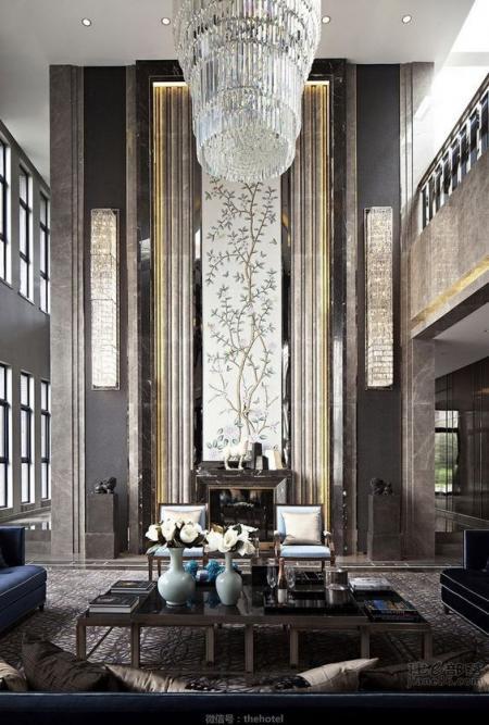流行中式酒店参考设计
