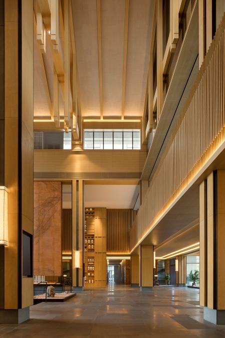 流行中式酒店设计参考