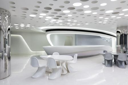 展厅设计,展示设计未来感,,