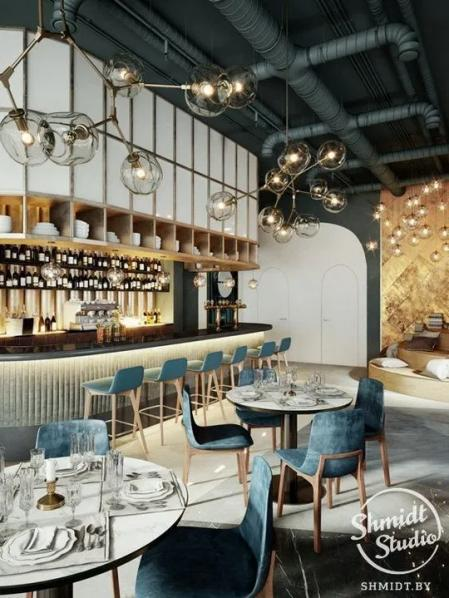 餐厅空间,家居设计