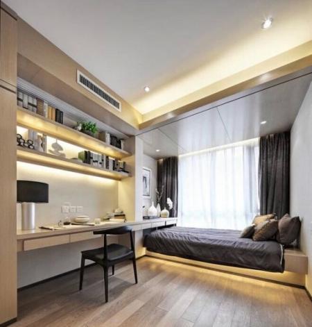 玄关,书房,卧室,