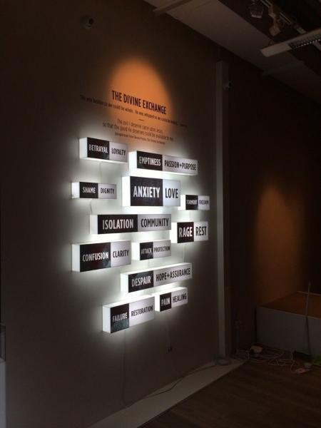 展厅设计,展示设计