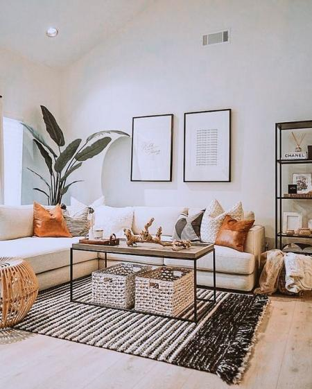 Interior design,现代客厅,室内设计,小家居风格