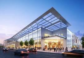 现代商场设计参考图片