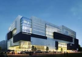 现代商场设计概念