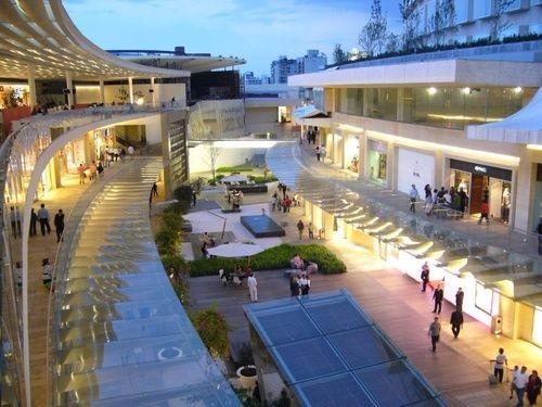 现代shopping mall概念