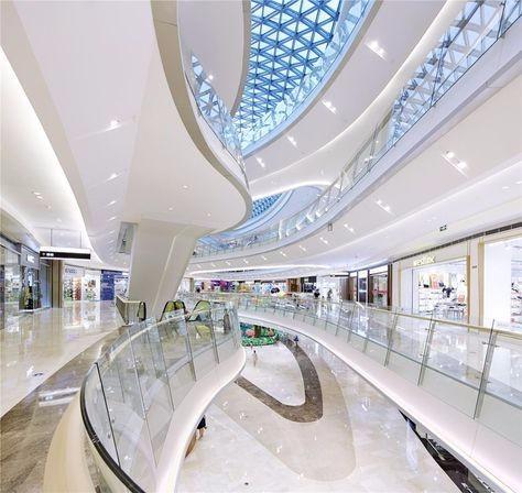 现代购物中心照片灵感来源