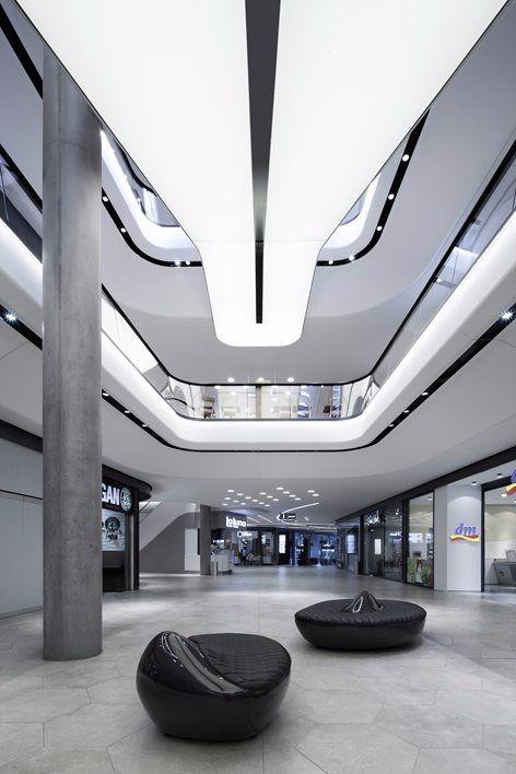 现代风格购物中心设计方案