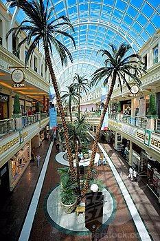 现代风格购物中心设计灵感来源