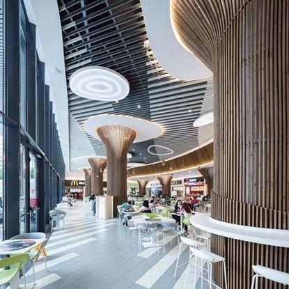 现代风格购物中心设计图片