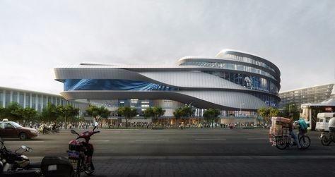 未来购物中心方案