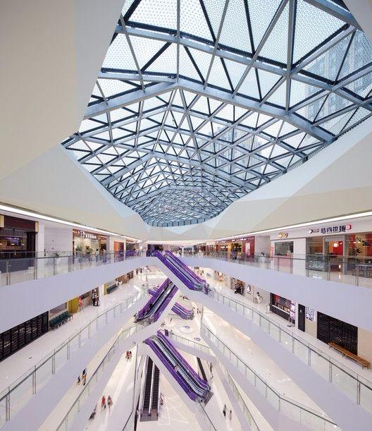 未来风格购物中心照片灵感
