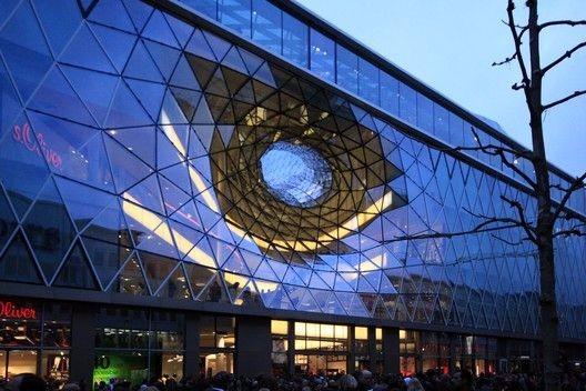 设计感购物中心案例