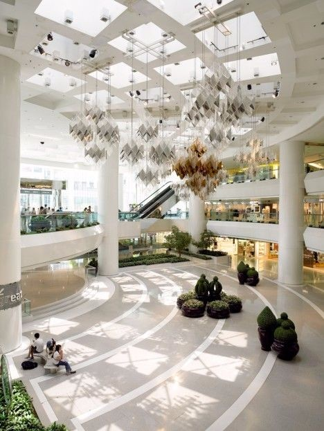 设计感shopping mall概念