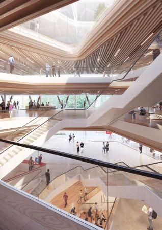 设计感购物中心照片参考图片