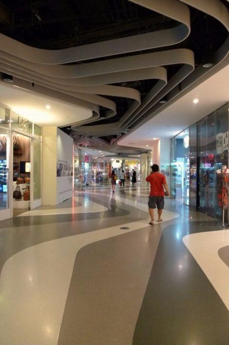 设计感购物中心照片概念