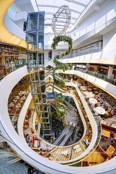 漂亮的购物中心设计案例