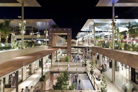 漂亮的购物中心design