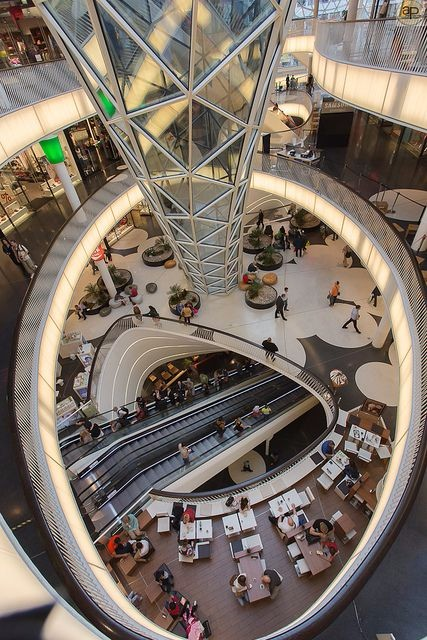 漂亮的商场照片方案