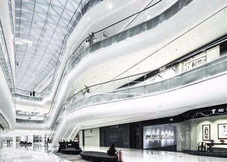 很酷的购物中心设计参考