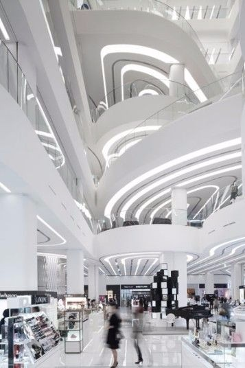 很酷的shopping mall大全