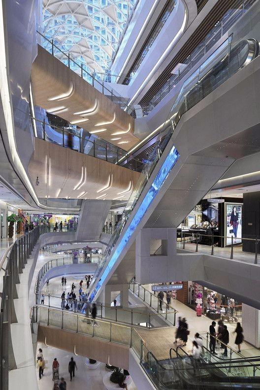 很酷的shopping mall灵感
