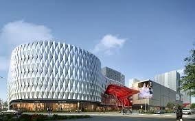 现代感风格购物中心设计参考图片