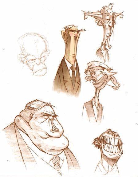 卡通形象人物可爱