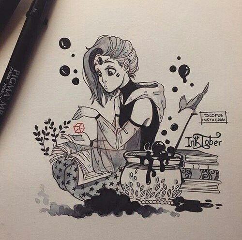 手绘很酷的Cartoondesign