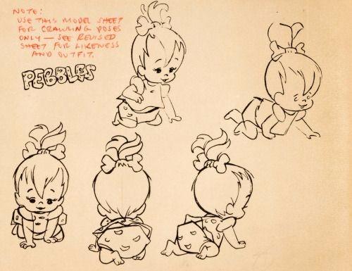 手绘可爱的character设计图片
