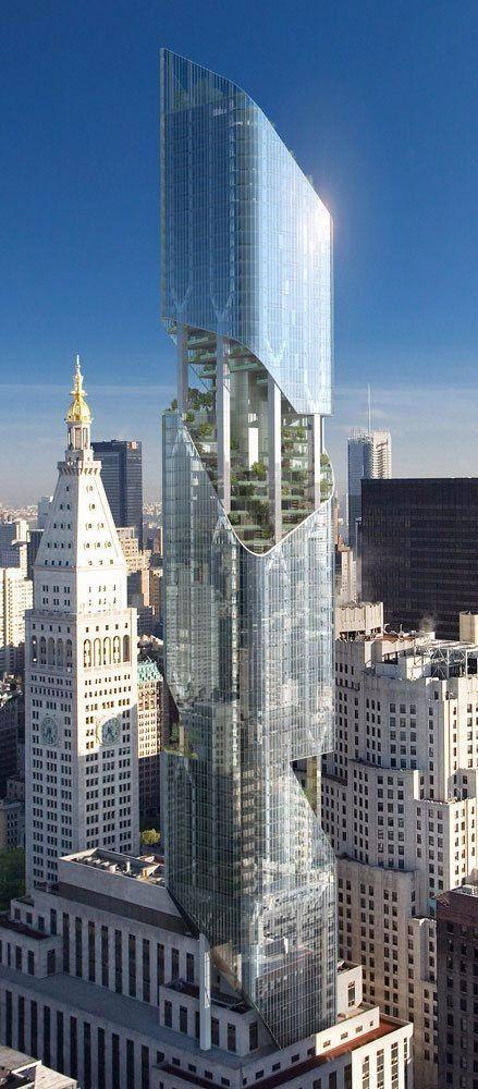 未来建筑参考