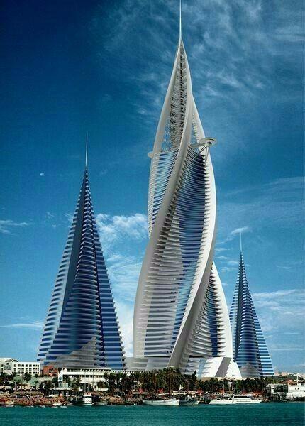 未来建筑好图设计