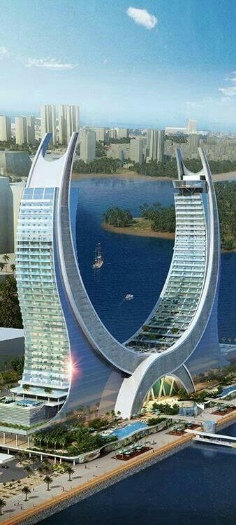 未来建筑大全 设计