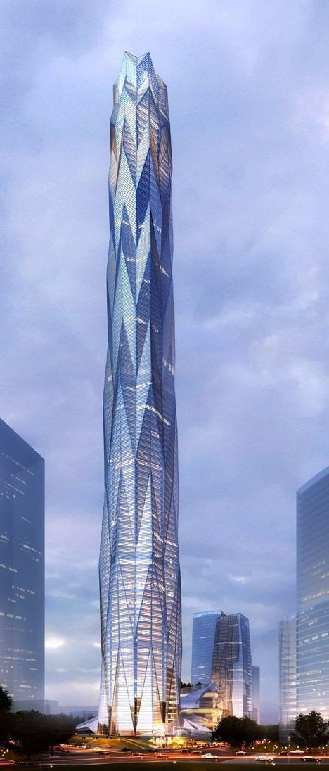 未来建筑作品集