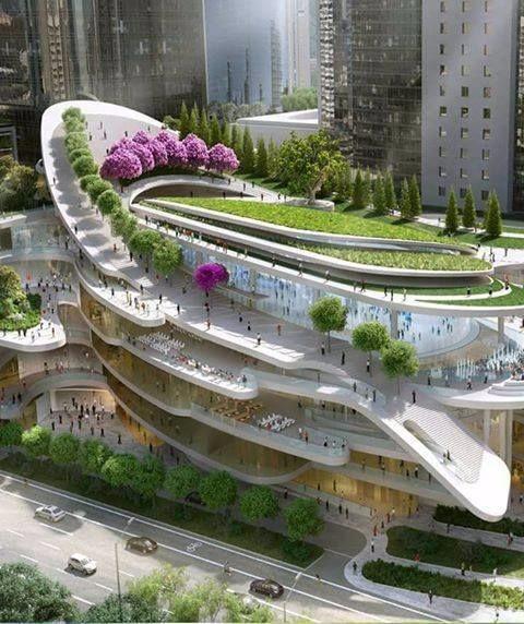 未来建筑免费设计