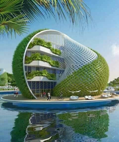 特色未来建筑