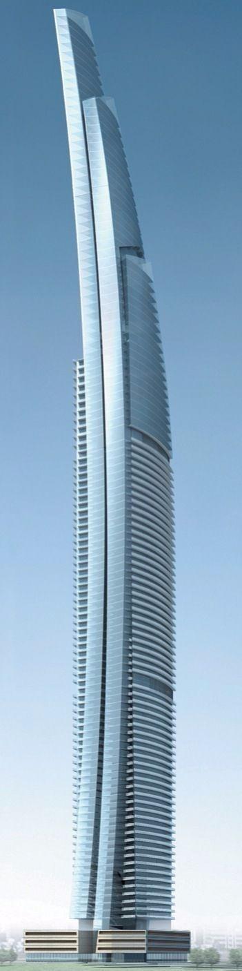 高端未来建筑