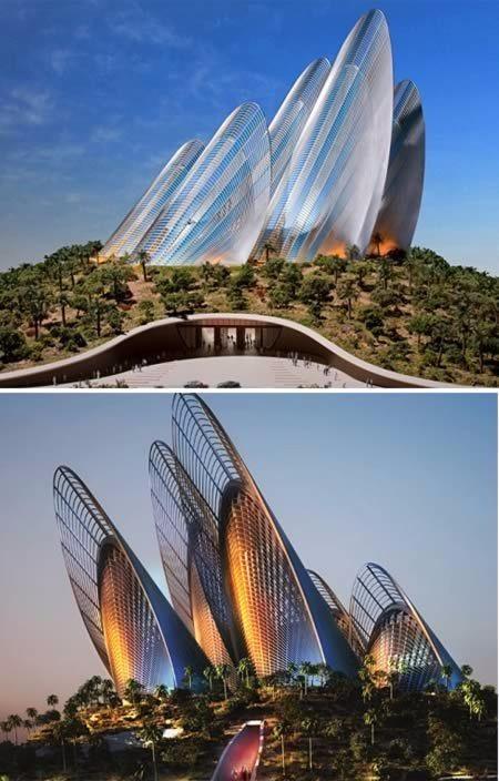 大气未来建筑