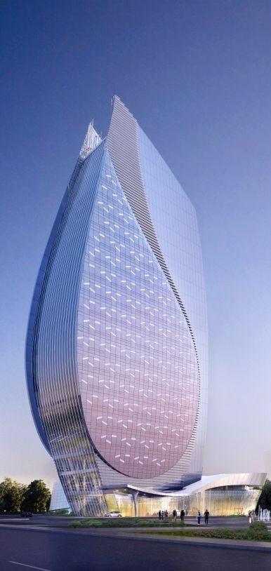 图库 未来建筑