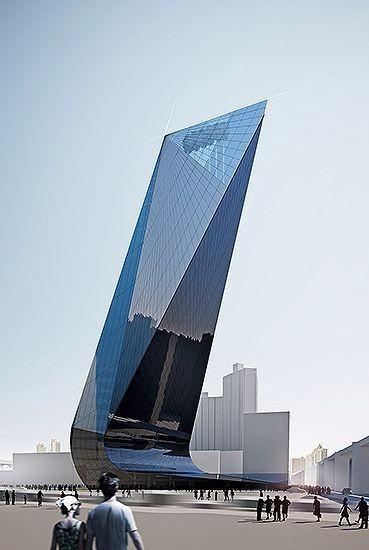 图设计 未来建筑