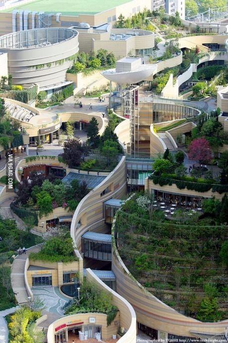 设计设计图 未来建筑
