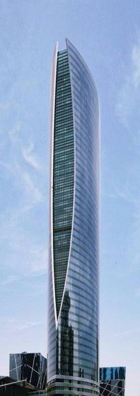设计作品集 未来建筑