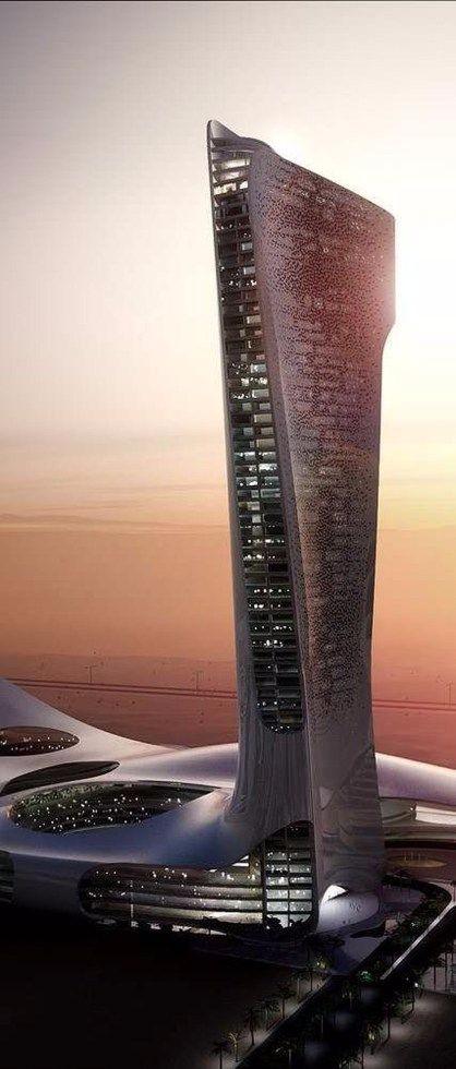 制作设计 未来建筑