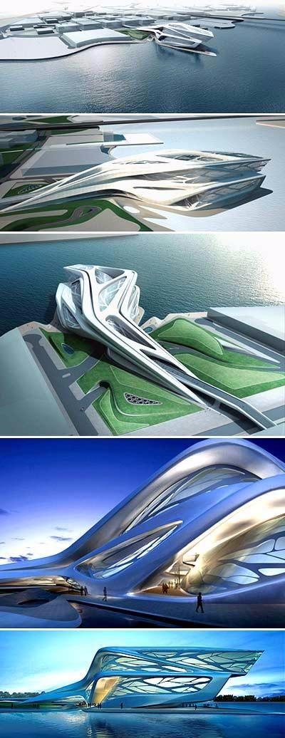 制作 设计 未来建筑
