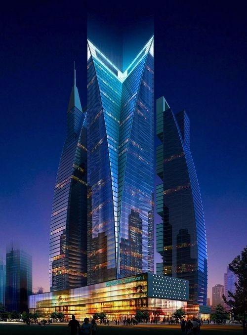 灵感图 设计 未来建筑