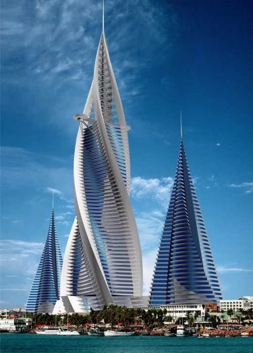 怎么设计 未来建筑