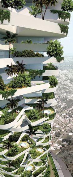 未来建筑 图设计 设计
