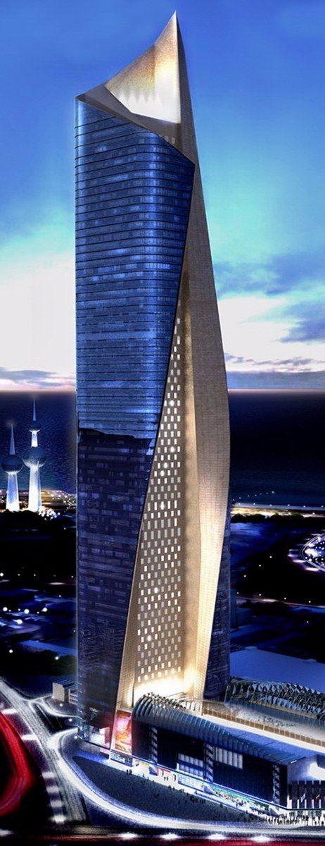 未来建筑 灵感图 设计