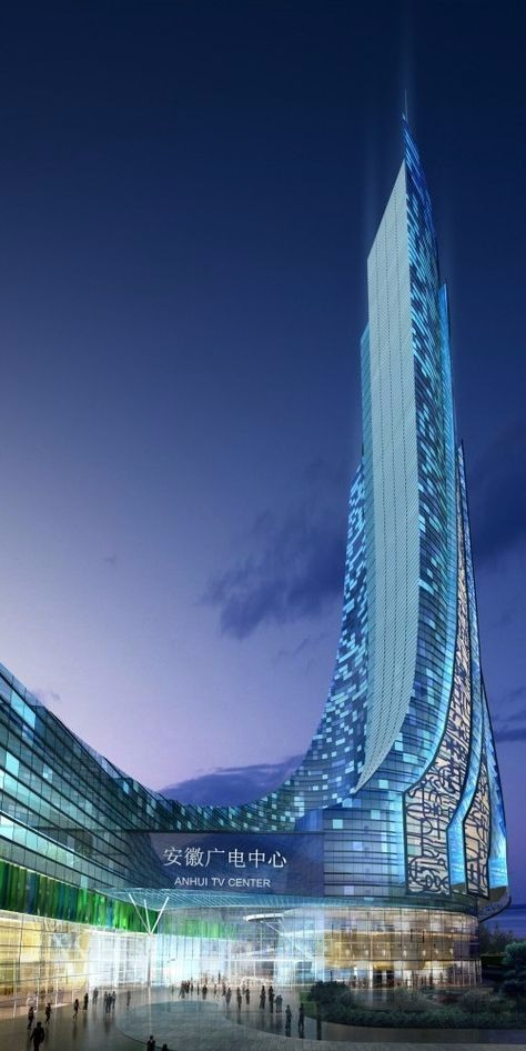 未来建筑 作品集 设计